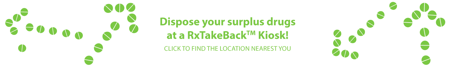 Click to find a location to dispose of your drugs